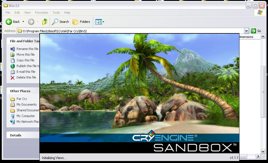 Forums Far Cry Maps Cryengine Sandbox Challenge Crymods